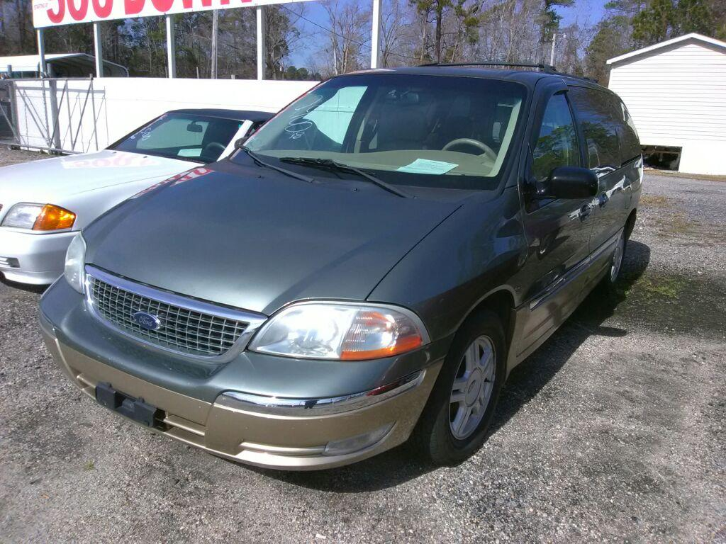 2001 Ford Windstar Vans 11909 The Car Depot Used Cars For Sale 2003 Sel