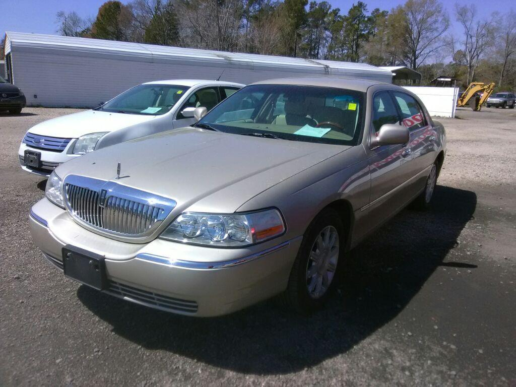 car lincoln front end s damage town app sold