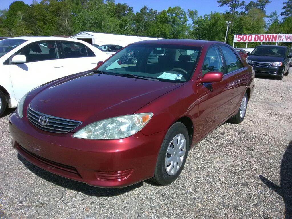 2005 Toyota Camry Base